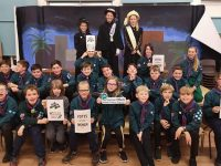 Nantwich Scouts participate in UK Parliament Week