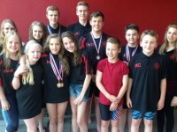 Nantwich Seals swimmers scoop 22 awards at long course meet