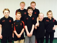 Young Nantwich Seals swimmers scoop 35 awards