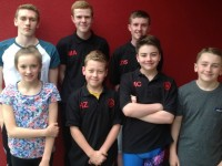 Nantwich Seals swimmers achieve 34 personal bests