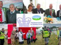 Nantwich Show organisers win Queen's Award for Voluntary Service