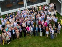 120 Nantwich Show volunteers enjoy celebration event