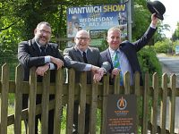 Security firm celebrates 10th anniversary with key role at Nantwich Show