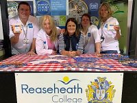 Cheese makers at Reaseheath scoop awards at International Cheese Show