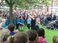 SkoolsFest and Nantwich Fete set to bring town to life