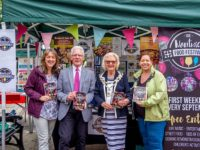Hundreds of visitors enjoy Nantwich Societies Spectacular Day