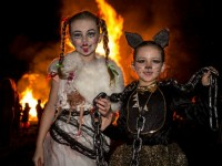 PICTURE SPECIAL: Nantwich Spooktacular goes off with a bang at Dorfold Park
