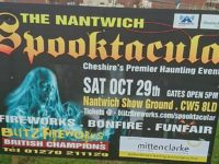 Thousands expected at Nantwich Spooktacula on Dorfold Park
