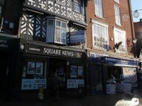 Plans to turn former newsagents in Nantwich into town centre Gin Bar
