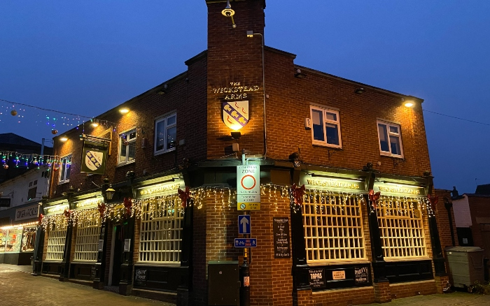 Nantwich - The Wickstead Arms (1)