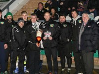 Nantwich Town named club of the month by Evo-Stik League