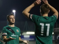 Nantwich Town in seventh heaven with 7-1 win over Ramsbottom