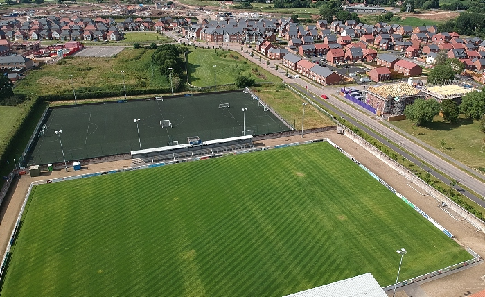 primary school plan - kingsbourne and weaver stadium