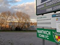 "Nantwich Town Christmas fixtures postponed as games ""not viable"""