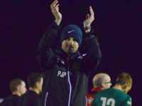"Nantwich Town boss Parkinson says Spennymoor draw ""outstanding"""