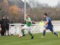 Nantwich Town lose 2-1 at home to high-flying Curzon Ashton