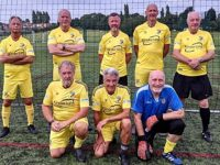 Nantwich Town Walking Football appeals for more players