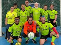 Sponsored walk for visually-impaired football club in Nantwich