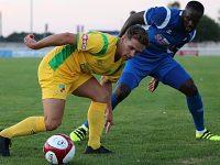 Nantwich Town lose 2-1 to Salford City in latest pre-season clash