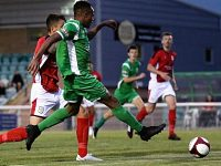 Nantwich Town lose 5-1 in home friendly with Crewe Alexandra XI
