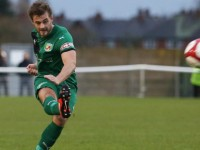 Nantwich Town saved by 90th minute penalty at Barwell