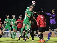 Nantwich Town held to 1-1 draw at home by Hyde United
