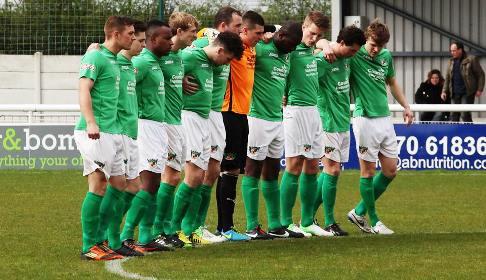 Evo-Stik match report: Nantwich Town 1 Blyth Spartans 1