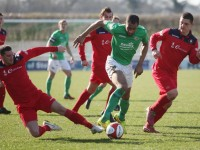 Nantwich Town lose 1-0 at home to Rushall Olympic