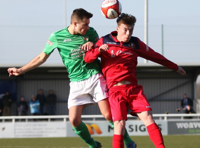 Nantwich Town v Rushall Athletic 10