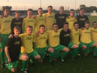 Nantwich Town youth team triumph in FA Youth Cup