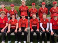 Nantwich Vipers women's cricket team teach North of England final