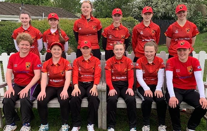 Nantwich Vipers cricket team - pic courtesy of Nantwich Vipers