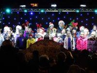 Thousands enjoy Nantwich Christmas Lights switch-on