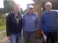 Brookfield Allotments stage open day in Nantwich