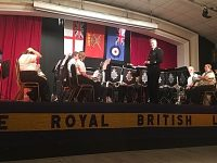 Nantwich and District Royal British Legion Concert supports poppy appeal