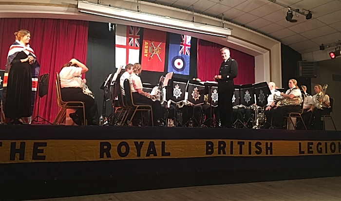 Nantwich and District Royal British Legion Concert 1
