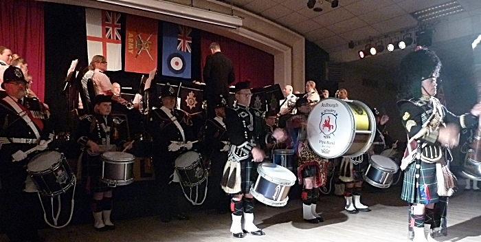 Nantwich and District Royal British Legion Concert 4