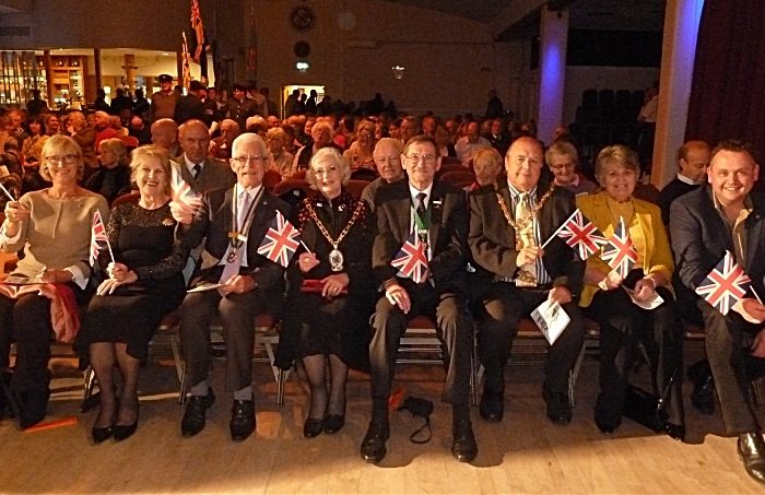 Nantwich and District Royal British Legion Concert 6