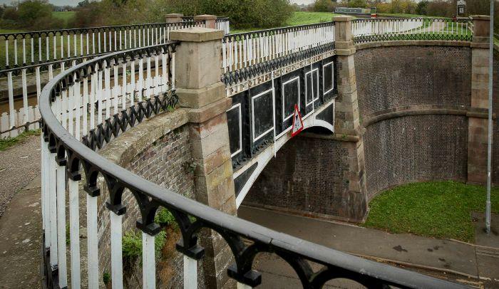 Nantwich aqueduct