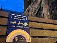 Nantwich council staff verbally abused as town centre bench signs installed