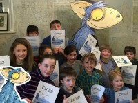 Nantwich Cartoon Academy proves massive hit with youngsters