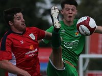 Nantwich Town beaten 1-0 by League Two neighbours Crewe Alexandra