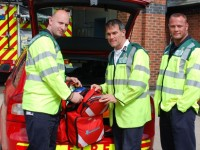 Nantwich's life-saving Co-Responder team scoops national award