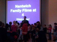 Latest Nantwich Family Films@4 set for November 16