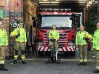 Nantwich fire crews plan 436-mile bike ride in 24 hours