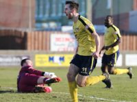 Seaside visit turns sour as Nantwich Town beaten 2-1 at Whitby