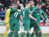 Nantwich Town battle to 1-1 draw against fellow high flyers Grantham