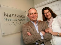 Nantwich couple open town's first specialist hearing centre