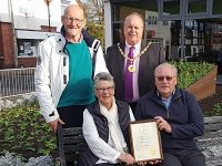 "Nantwich in Bloom hails ""tremendous accolade"" after eighth consecutive Gold"