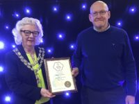 Nantwich in Bloom team honoured by councillors for winning Gold